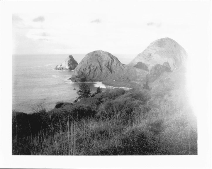 Sisters Rocks on FP3000b, Andrew D. Barron ©1/09/11