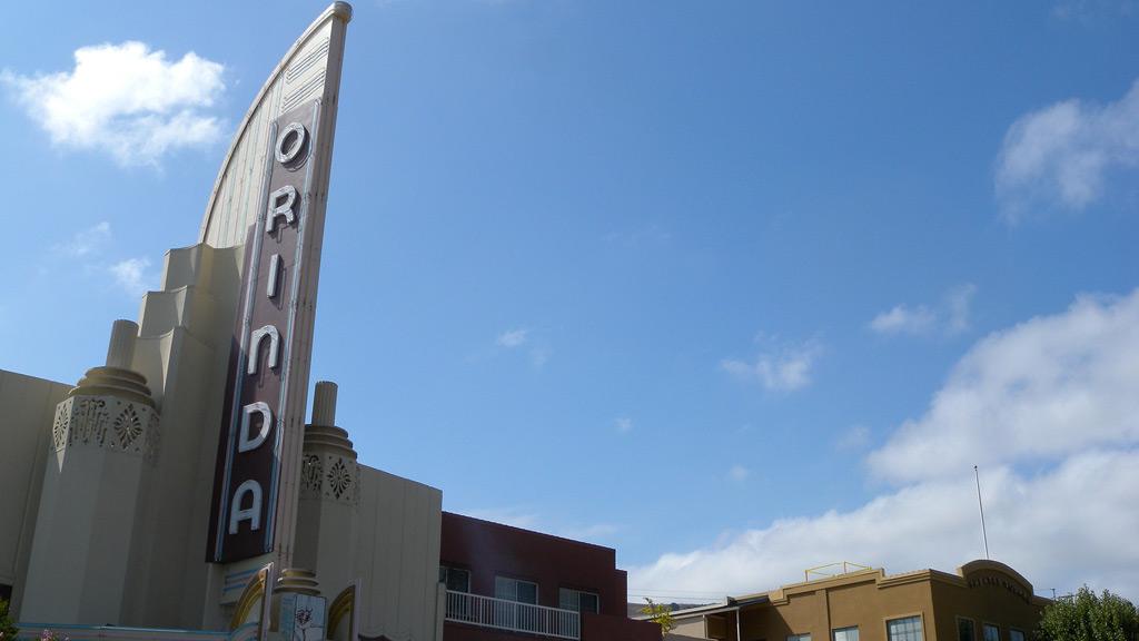 Orinda Theater, Andrew D. Barron©9/30/11