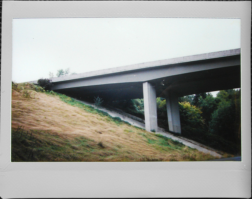 I205 Overpass, Tutalin, OR, Andrew D. Barron©10/6/11
