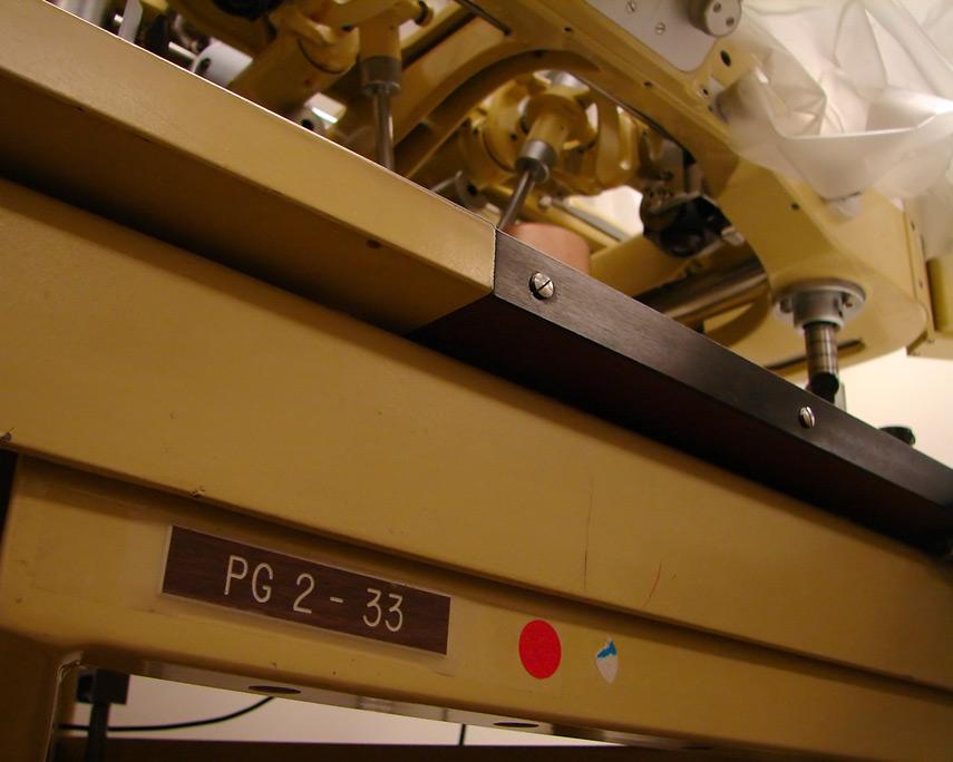 The PG2 stereoplotter, Andrew D. Barron©10/21/11