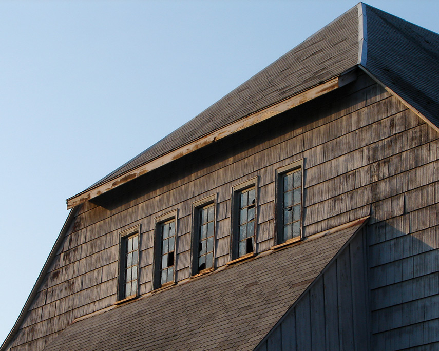 Old building, Camas, WA, Andrew D. Barron©10/27/11