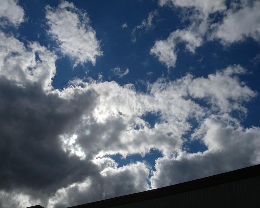 Vancouver Clouds, Washington, Andrew D. Barron©10/8/11