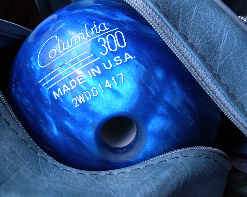 Columbia bowling ball, Hood River, Andrew D. Barron©10/16/11