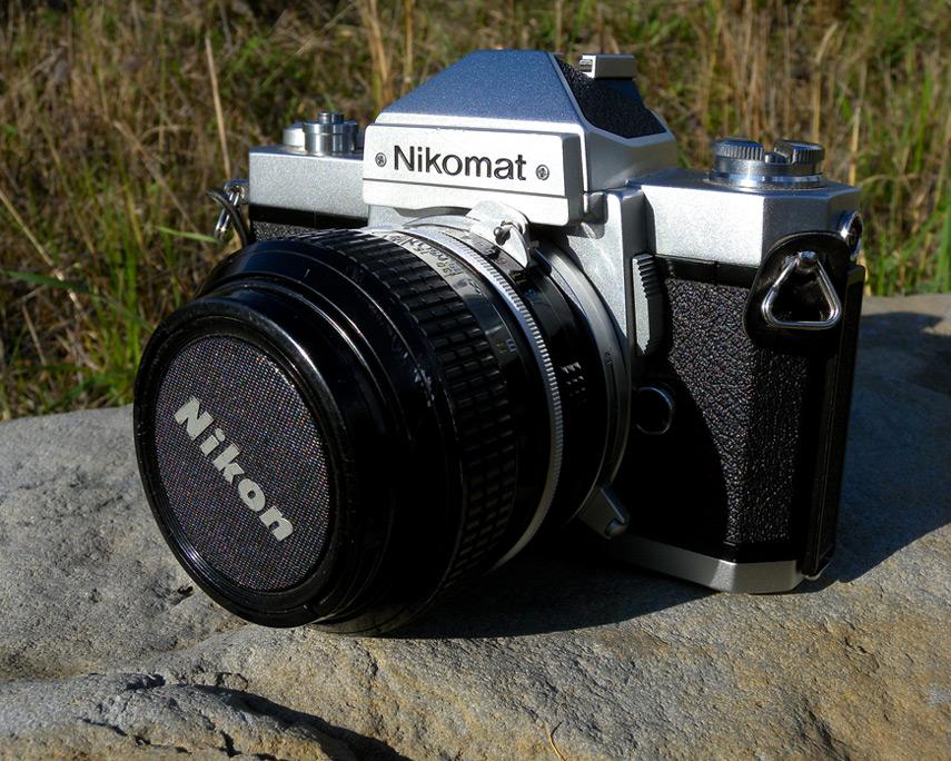 Nikomat 35mm, Andrew D. Barron©10/24/11