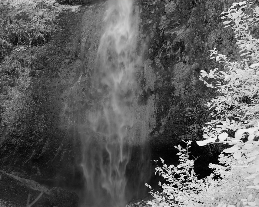 Multnomah Falls, Andrew D. Barron©10/15/11