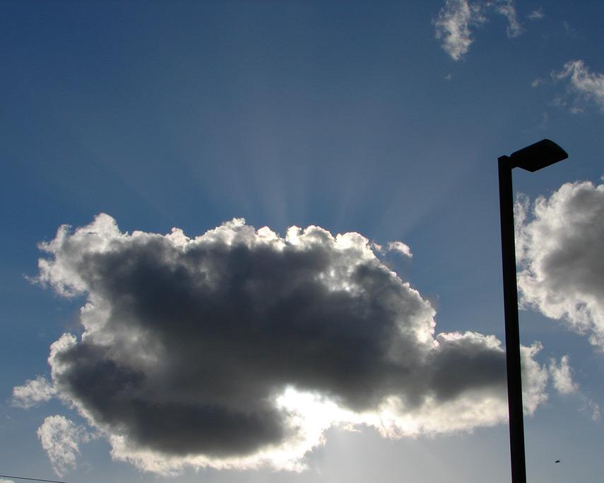 Vancouver cloud, WA, Andrew D. Barron©11/23/11