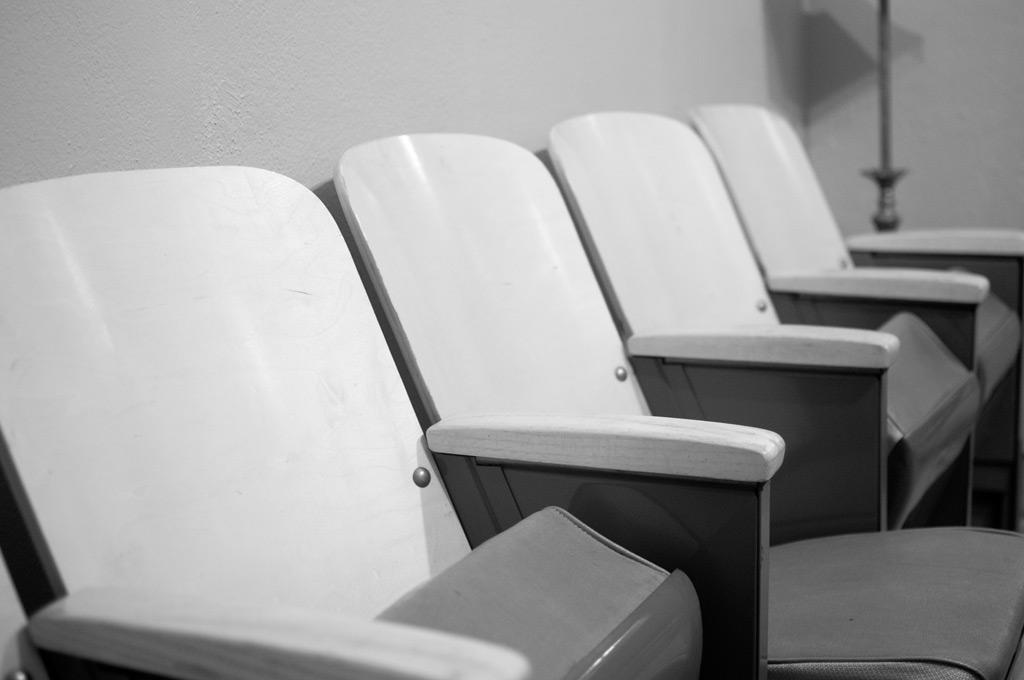 Old Liberty theater, Ridgefield, WA, Andrew D. Barron©11/7/11