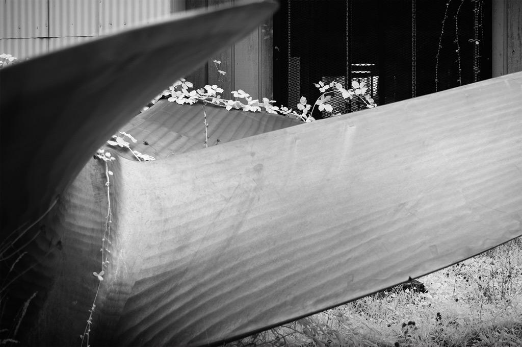 Ship propeller, Portland, Andrew D. Barron©11/11/11