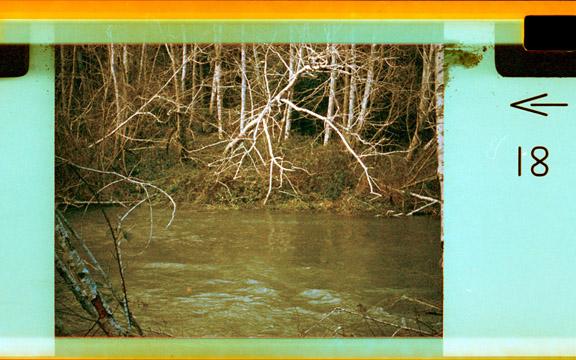 Euchre Creek, Curry County, OR, Minolta AutoPAK 440E 110, Andrew D. Barron©1/01/11