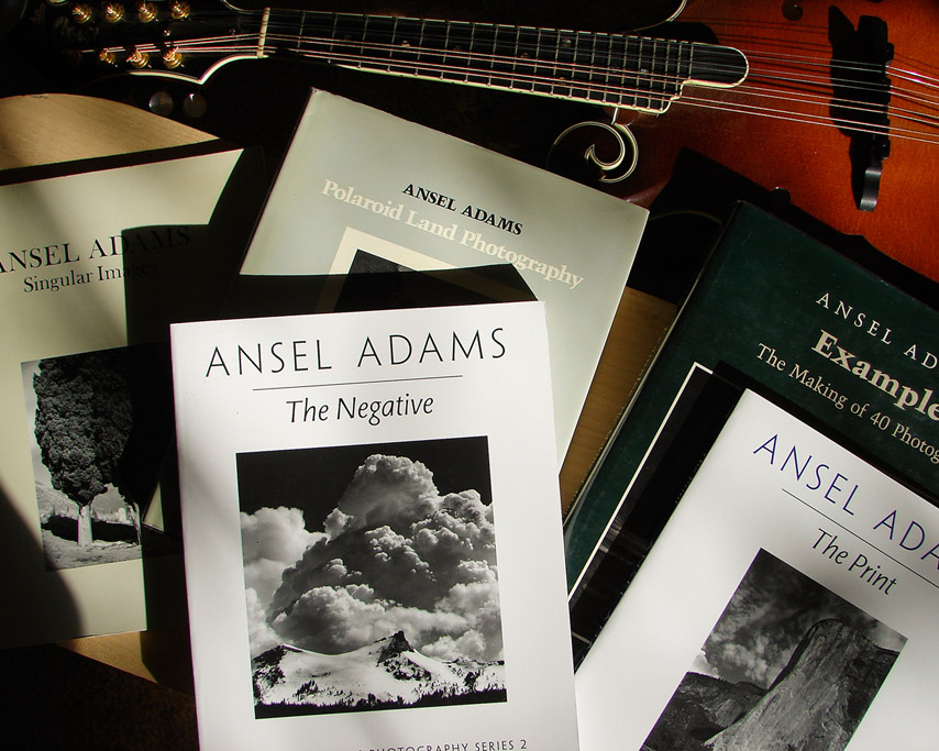 Books, Andrew D. Barron ©2/10/11