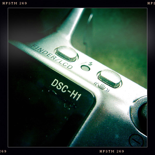 The mighty Sony DSC-H1, Andrew D. Barron ©2/22/11