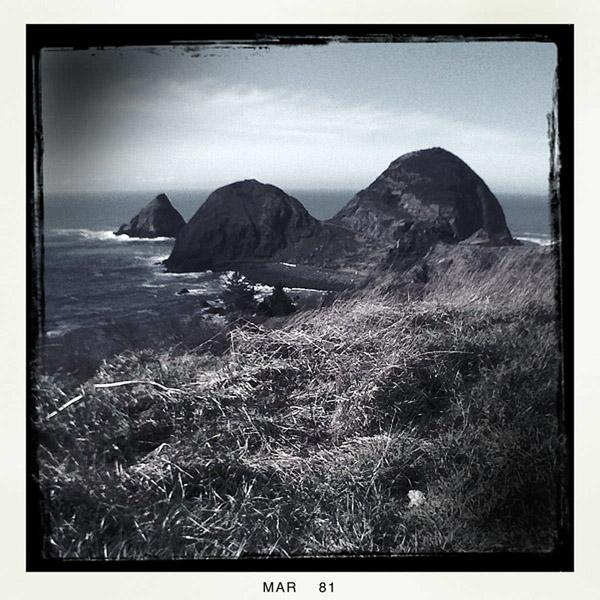 Sisters Rocks, Andrew D. Barron ©3/11/11