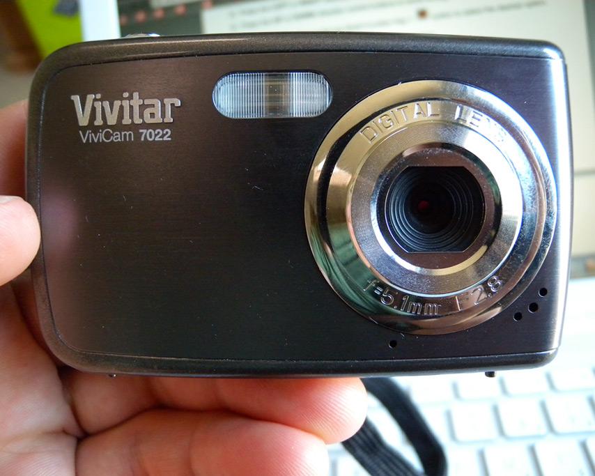Crappy Vivitar Vivicam 7022, Andrew D. Barron©6/12/11