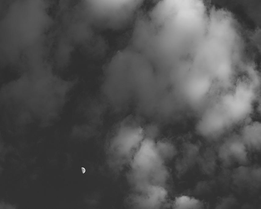 Moon, Andrew D. Barron©6/9/11