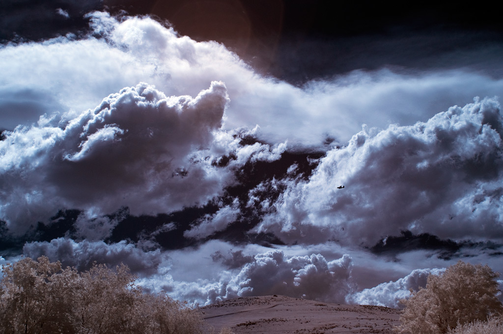 Clouds, Sparks, NV, Andrew D. Barron©6/28/11
