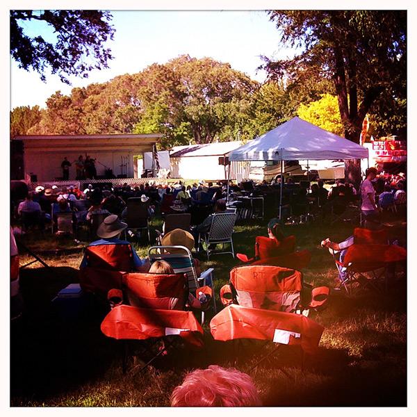 Susanville Bluegrass festival, CA, Andrew D. Barron©6/26/11