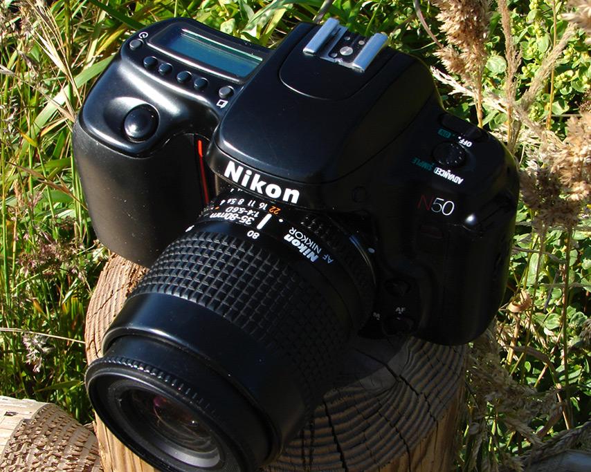 Nikon N50 35mm slr, Andrew D. Barron©7/23/11