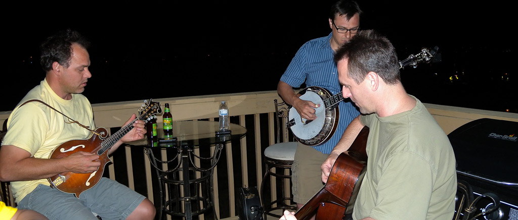 Straight Ahead Bluegrass, Sparks, NV, Andrew D. Barron©7/1/11