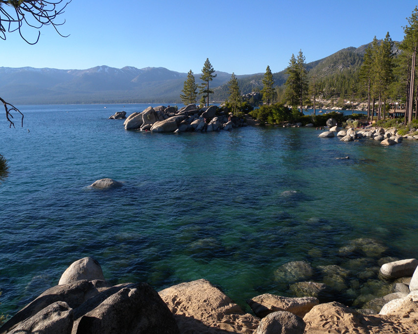 Sand Harbor@Lake Tahoe, NV, Andrew D. Barron©7/4/11