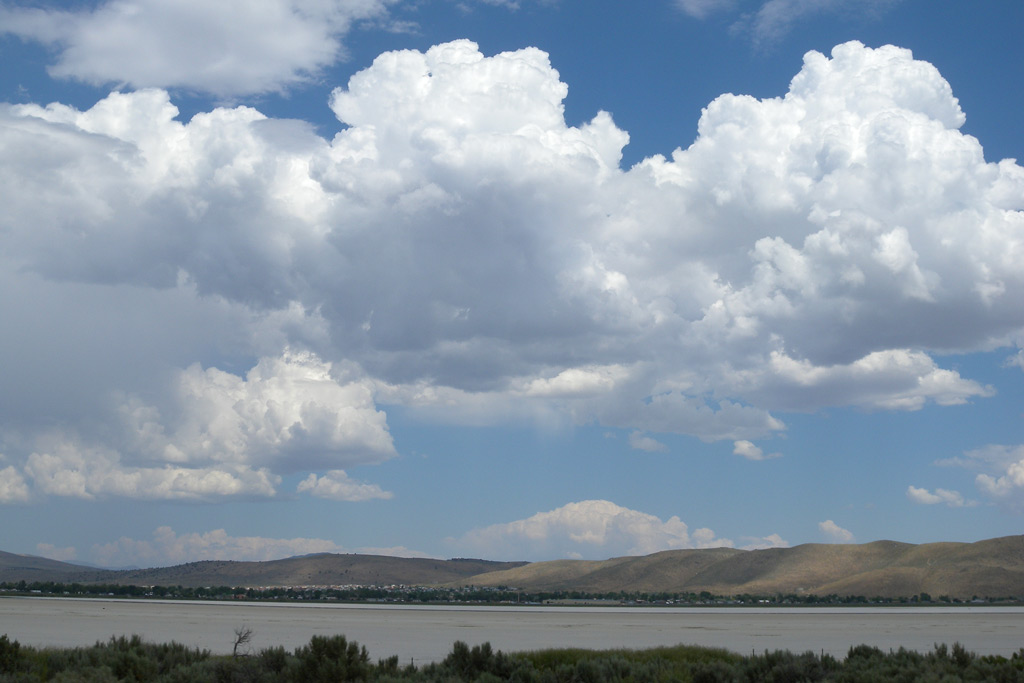 North of Reno, looking east, Andrew D. Barron©7/6/11