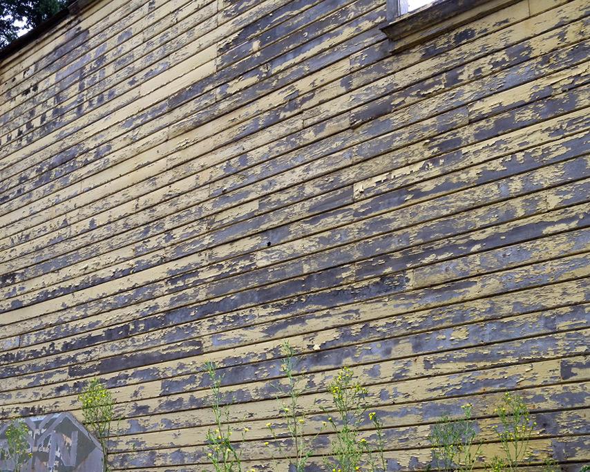 Dunsmuir lumber yard, Andrew D. Barron©7/18/11