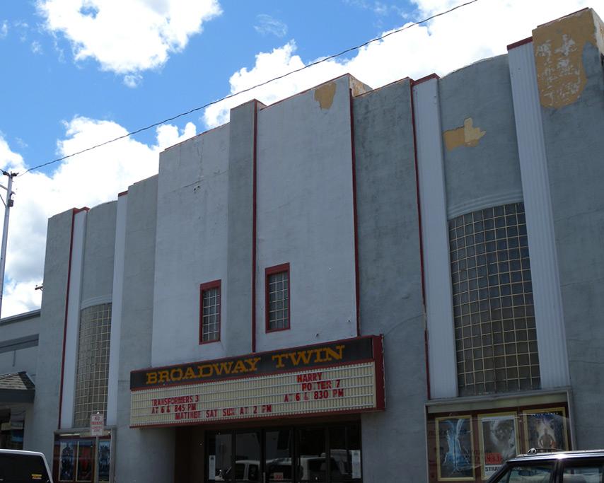 Broadway Twin, Yreka, CA, Andrew D. Barron©7/18/11