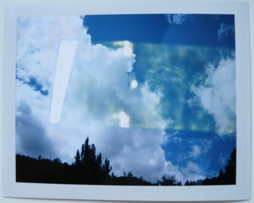 Clouds near Mt. Shasta, Andrew D. Barron©7/18/11