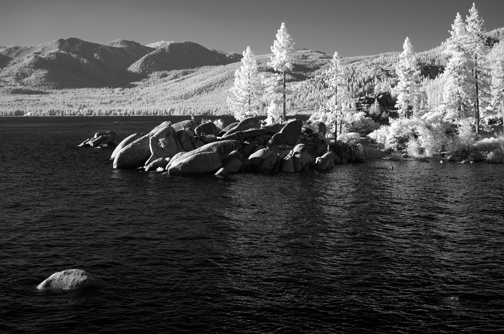 Sand Harbor@Lake Tahoe, NV; Andrew D. Barron©7/4/11