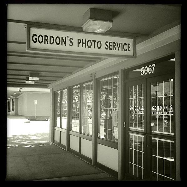 Gordon's Photo Service, Reno, NV, Andrew D. Barron©7/11/11