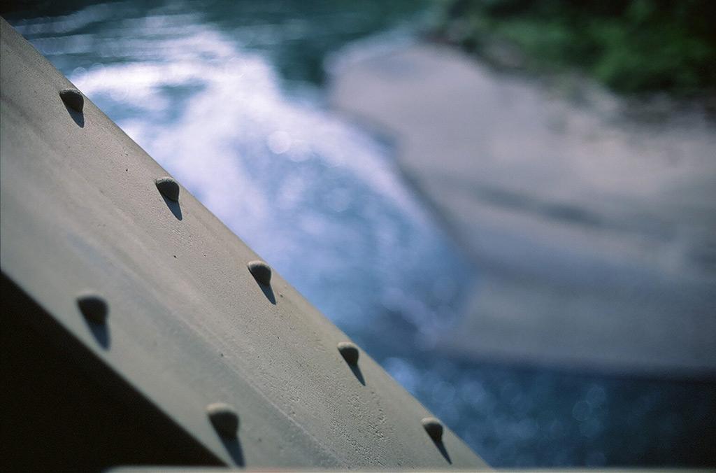 Lobster creek bridge over the Rogue, Andrew D. Barron ©5/9/12