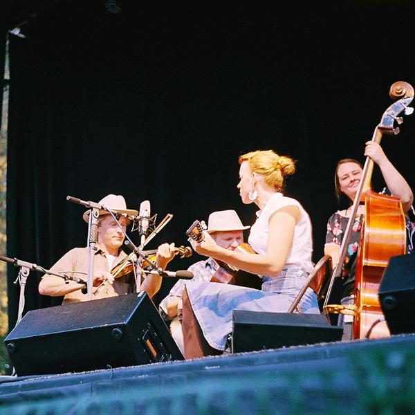Foghorn Stringband, Andrew D. Barron ©6/x/12