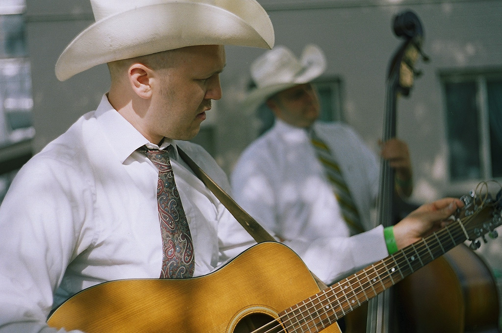 Thomas of Windy Hill, Susanville Bluegrass festvial, Andrew D. Barron ©6/22/12
