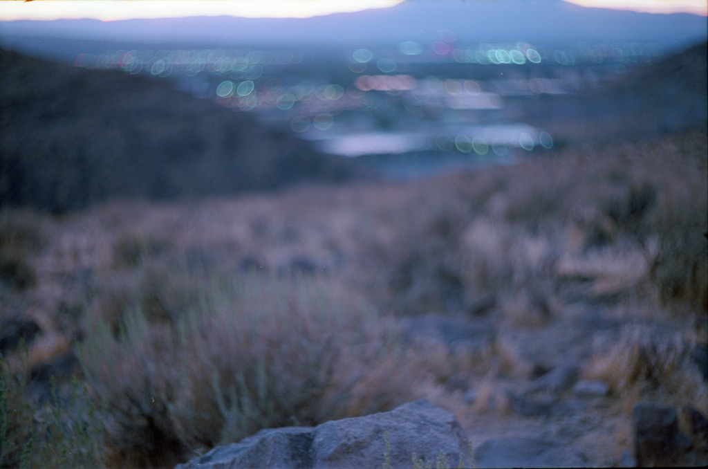 After sunset above Reno, Andrew D. Barron©8/9/2012