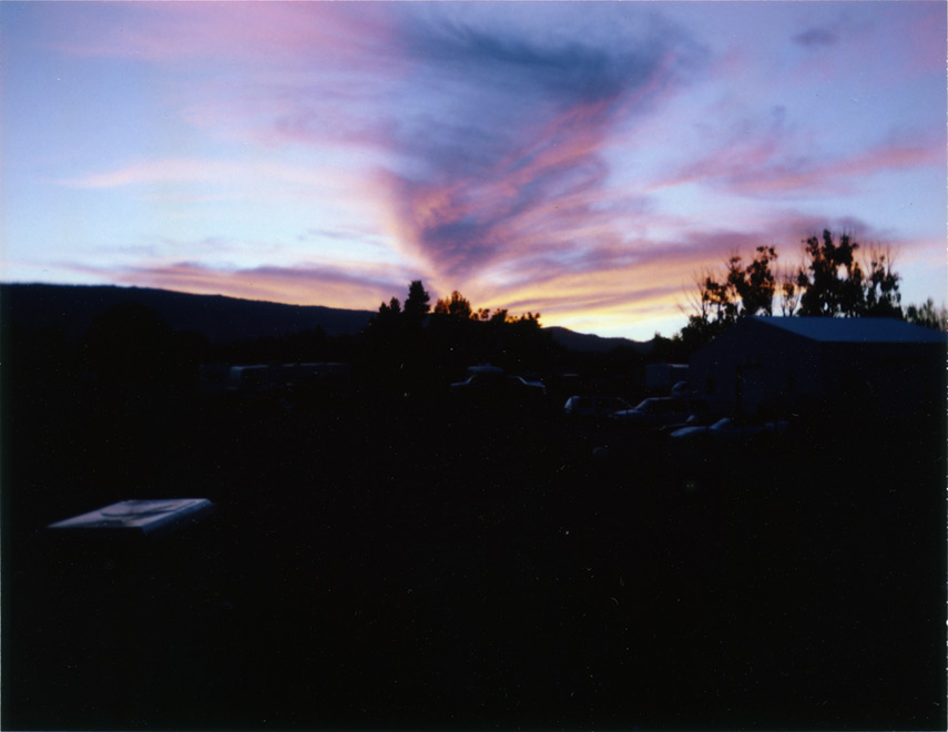 South Reno sunset, Andrew D. Barron©9/12/12 [Land Camera 320:Pack 3 shot 1]