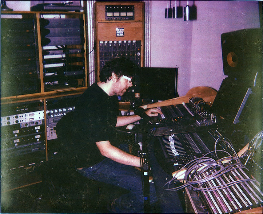 Tom Gordon@Imirage Studio, Reno, NV, Andrew D. Barron©9/29/12 [Polaroid Spectra (Imposible PZ 680 Color Shade cool)]