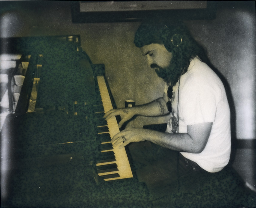 Shooter on the Steinway, Reno, NV, Andrew D. Barron©9/30/12 [Polaroid Spectra (Imposible PZ 600 Silver Shade cool)]
