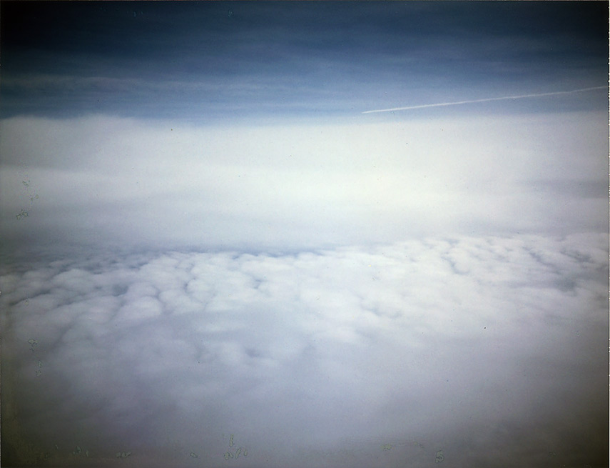 Somewhere between Dallas and NYC at 33,000 feet, Andrew D. Barron©10/6/12 [Land Camera 330:Pack 3 shot 4 (FP100C)]